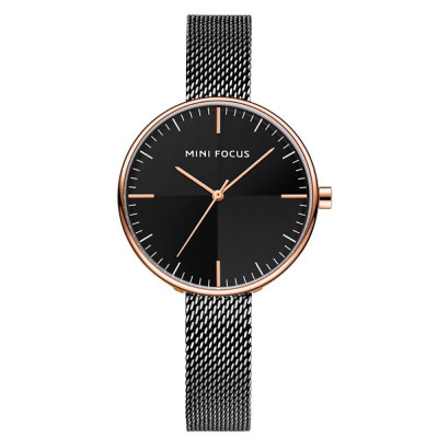 ساعت مچی زنانه اصل | برند مینی فوکوس | مدل MF0275l.03