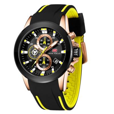 ساعت مچی مردانه اصل | برند مینی فوکوس | مدل MF0287.02