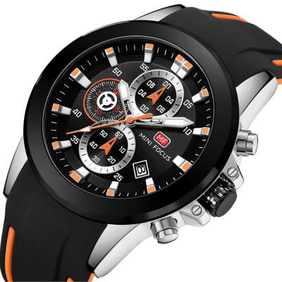 ساعت مچی مردانه اصل | برند مینی فوکوس | مدل MF0287.03