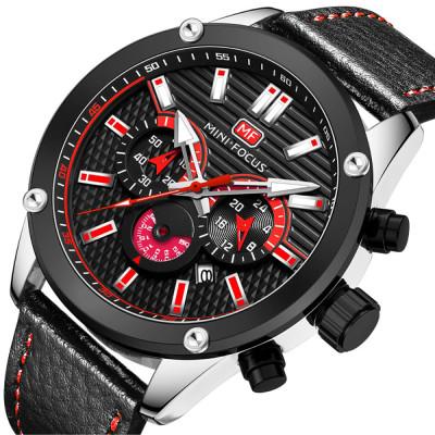ساعت مچی مردانه اصل | برند مینی فوکوس | مدل MF0288.01