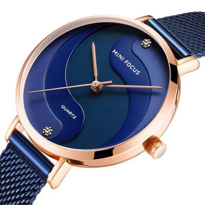 ساعت مچی زنانه اصل | برند مینی فوکوس | مدل MF0291.04