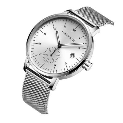ساعت مچی مردانه اصل | برند مینی فوکوس | مدل MF0303.01