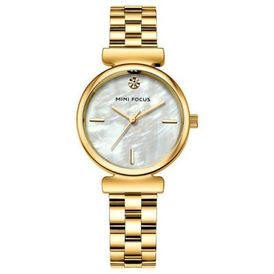 ساعت مچی زنانه اصل | برند مینی فوکوس | مدل MF0309l.02