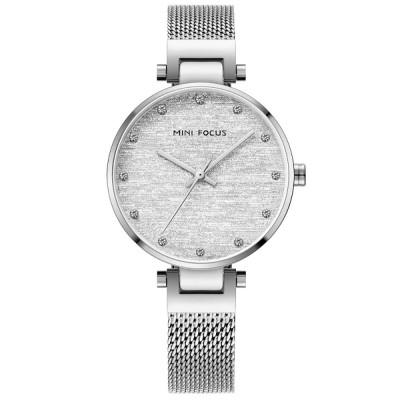 ساعت مچی زنانه اصل | برند مینی فوکوس | مدل MF0328l.01