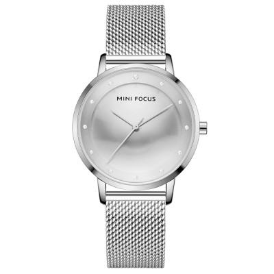 ساعت مچی زنانه اصل | برند مینی فوکوس | مدل MF0332l.01