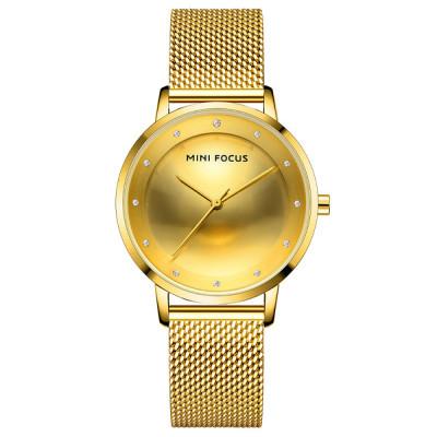 ساعت مچی زنانه اصل | برند مینی فوکوس | مدل MF0332l.02