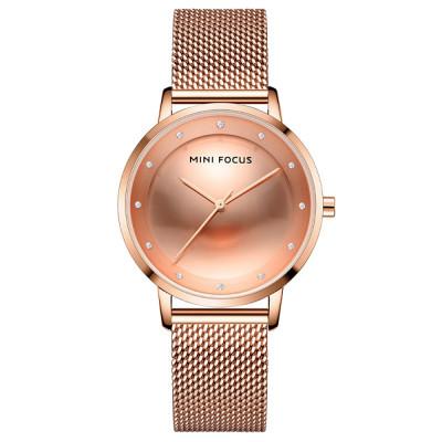 ساعت مچی زنانه اصل | برند مینی فوکوس | مدل MF0332l.03