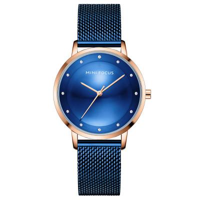 ساعت مچی زنانه اصل | برند مینی فوکوس | مدل MF0332l.04