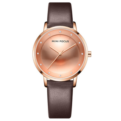 ساعت مچی زنانه اصل | برند مینی فوکوس | مدل MF0332l.08