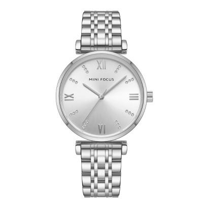 ساعت مچی زنانه اصل | برند مینی فوکوس | مدل MF0335l.01