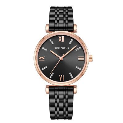 ساعت مچی زنانه اصل | برند مینی فوکوس | مدل MF0335l.05
