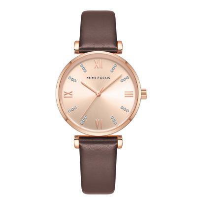 ساعت مچی زنانه اصل | برند مینی فوکوس | مدل MF0335l.08