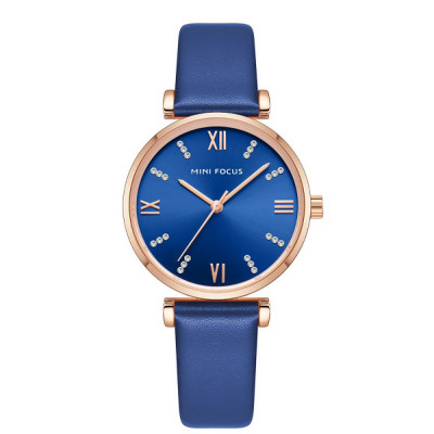 ساعت مچی زنانه اصل | برند مینی فوکوس | مدل MF0335l.09