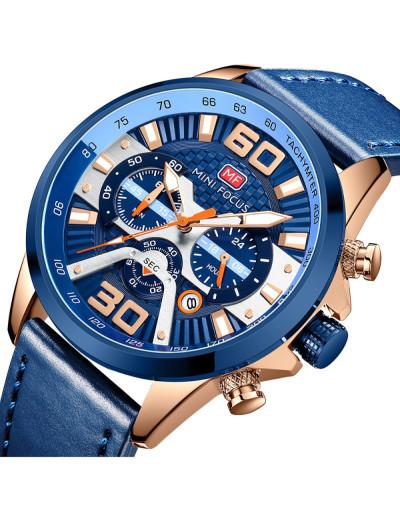ساعت مچی مردانه اصل | برند مینی فوکوس | مدل MF0336G.07