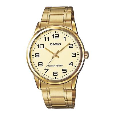 ساعت مچی مردانه اصل | برند کاسیو | مدل جنرال MTP-V001G-9BUDF