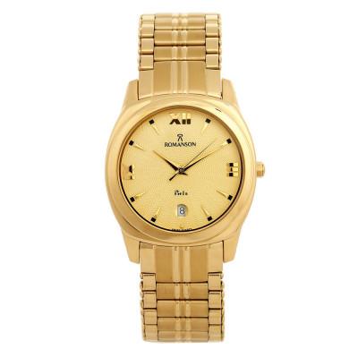 ساعت مچی مردانه اصل | برند رومانسون | مدل NM6511MM1GA81G