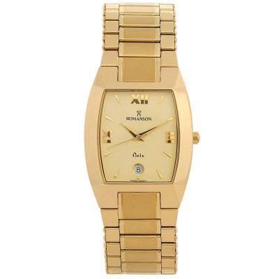 ساعت مچی مردانه اصل | برند رومانسون | مدل NM7622MM1GA81G