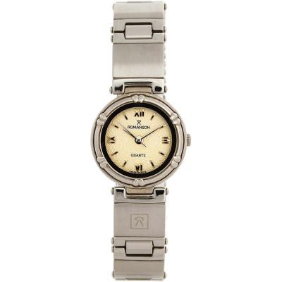 ساعت مچی زنانه اصل   برند رومانسون   مدل NM8514LL1WAS2W