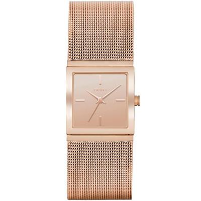 ساعت مچی زنانه اصل | برند دی کی ان وای | مدل NY2114