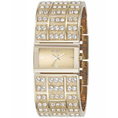 ساعت مچی زنانه اصل | برند دی کی ان وای | مدل NY3714
