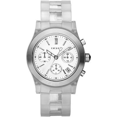 ساعت مچی زنانه اصل | برند دی کی ان وای | مدل NY8162