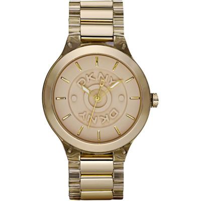 ساعت مچی زنانه اصل | برند دی کی ان وای | مدل NY8168