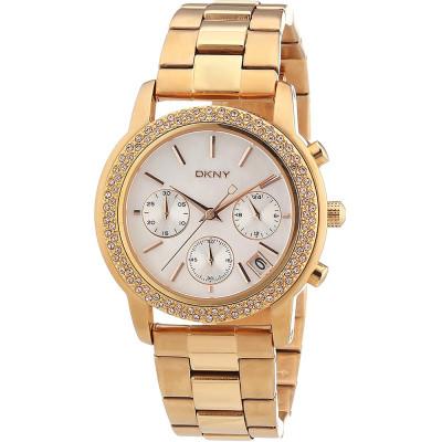 ساعت مچی زنانه اصل | برند دی کی ان وای | مدل NY8432