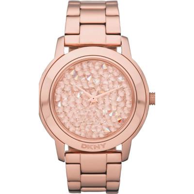 ساعت مچی زنانه اصل | برند دی کی ان وای | مدل NY8475