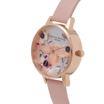 ساعت مچی زنانه اصل | برند اولیویا برتون | مدل OB16AM101