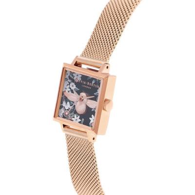 ساعت مچی زنانه اصل | برند اولیویا برتون | مدل OB16AM134