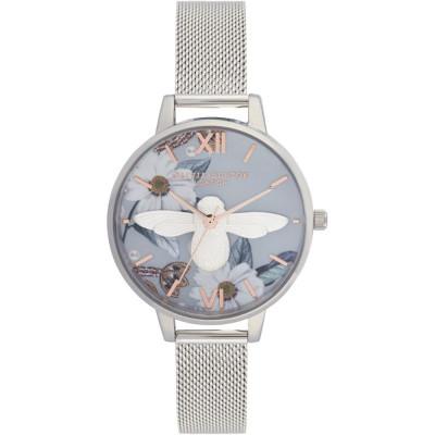 ساعت مچی زنانه اصل | برند اولیویا برتون | مدل OB16BF18