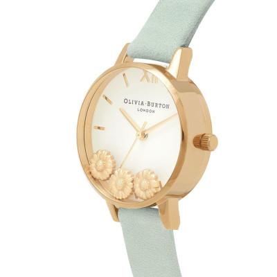 ساعت مچی زنانه اصل | برند اولیویا برتون | مدل OB16CH17