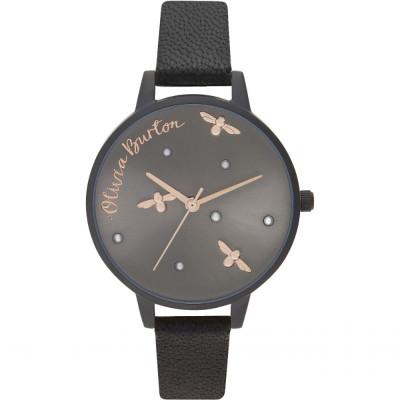 ساعت مچی زنانه اصل | برند اولیویا برتون | مدل OB16PQ02