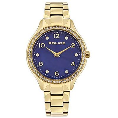 ساعت مچی زنانه اصل | برند پلیس |  مدل P 14674BSG-46M