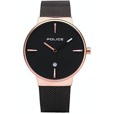 ساعت مچی مردانه اصل | برند پلیس |  مدل P 15436JSR-61MMU
