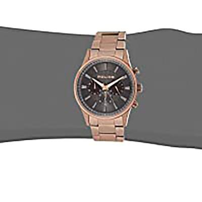 ساعت مچی مردانه اصل | برند پلیس |  مدل P 15589JSBN-61M