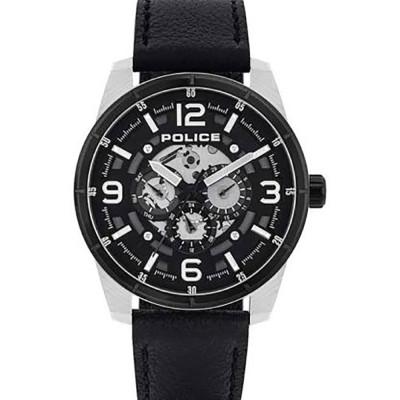 ساعت مچی مردانه اصل | برند پلیس |  مدل P 15663JSTB-02
