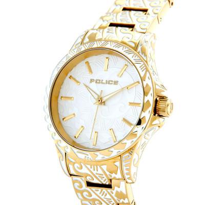 ساعت مچی زنانه اصل | برند پلیس |  مدل P 15688JSG-D04M