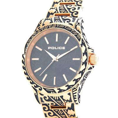 ساعت مچی زنانه اصل | برند پلیس |  مدل P 15688JSR-03M