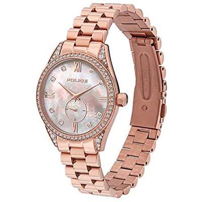 ساعت مچی زنانه اصل | برند پلیس |  مدل P 15691BSR-55M