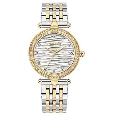 ساعت مچی زنانه اصل | برند پلیس |  مدل P 15692BSG-D01MTG
