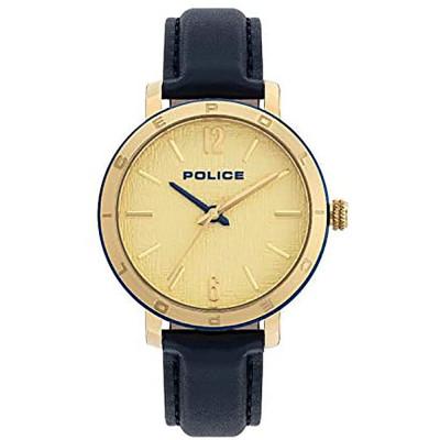 ساعت مچی زنانه اصل | برند پلیس |  مدل P 15694MSGBL-D22