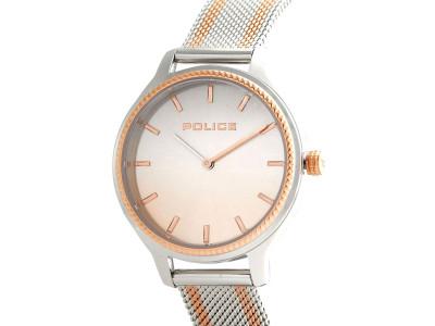 ساعت مچی زنانه اصل | برند پلیس |  مدل P 15696BSTR-32MM