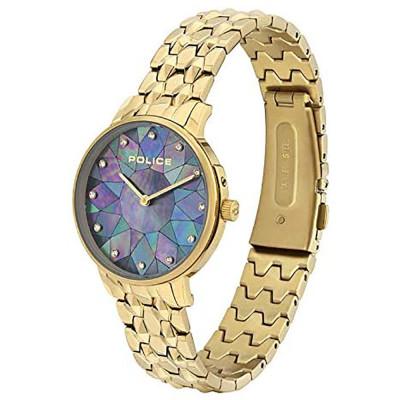 ساعت مچی زنانه اصل | برند پلیس |  مدل P 15700LSG-D58M