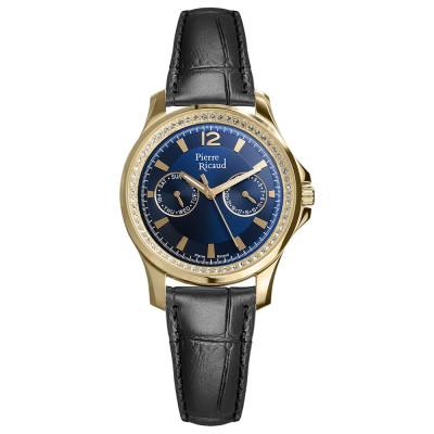 ساعت مچی زنانه اصل | برند پیر ریکاد | مدل P21049.1255QFZ2