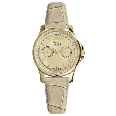 ساعت مچی زنانه اصل | برند پیر ریکاد | مدل P21049.1V51QFZ2