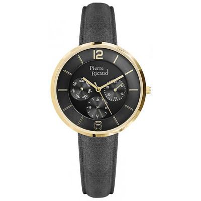ساعت مچی زنانه اصل | برند پیر ریکاد | مدل P22023.1G54QF