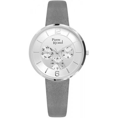 ساعت مچی زنانه اصل | برند پیر ریکاد | مدل P22023.5G53QF