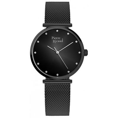 ساعت مچی زنانه اصل   برند پیر ریکاد   مدل P22035.B144Q