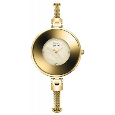 ساعت مچی زنانه اصل | برند پیر ریکاد | مدل P22048.114SQ
